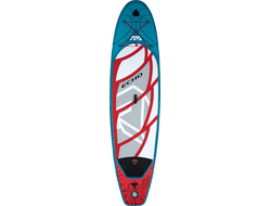 SUP BOARD надувной Aqua Marina ECHO Blue/Red