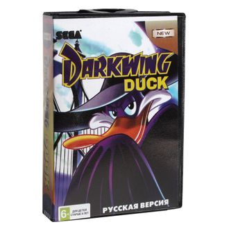 картридж сега darkwing duck