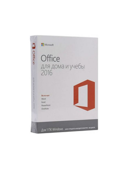 Microsoft Office Home and Student 2016 Win AllLng PKLic Onln CEE Only DwnLd C2R NR 79G-04288