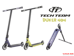 САМОКАТ Tech Team DUKER 404 2020