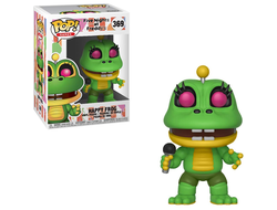 Купить Фигурку Funko Pop Фанко Поп Vinyl: Games: FNAF Pizza Sim: Happy Frog