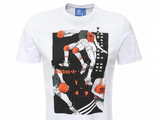 Футболка Adidаs Originals Tongue Basketball Tee Белый