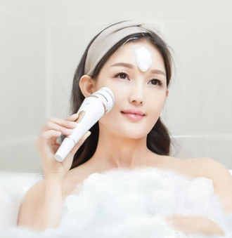 Ультразвуковая щетка для чистки лица Xiaomi inFace Electronic Sonic Beauty Facial Instrument Cleansing Face Skin Care