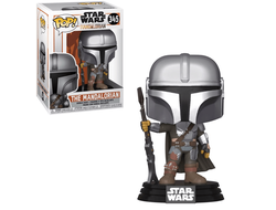 Купить Фигурка Funko POP! Bobble: Star Wars: Mandalorian: The Mandalorian (Final) 45545