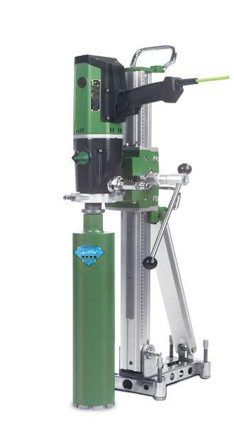 Установка алмазного бурения до 162 мм Bycon UNI-160  (DMP-162 + DSP-162)