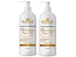 Набор Marrocan Argan Oil Portier 1000 мл