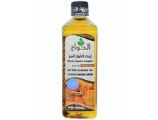 "Масло ""ГОРКИЙ МИНДАЛЬ"" от  El-Hawag; Bitter Almond Oil, El-Hawag, 500ml"