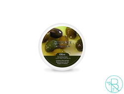 Крем для лица и тела  Deoproce Natural Skin Olive Nourishing Cream основе экстракта оливы