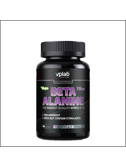 Vplab beta alanine  750mg 90 cap