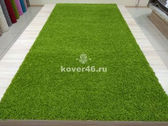 КОВЕР SHAGGY XXX 063A GREEN / 2*3 М