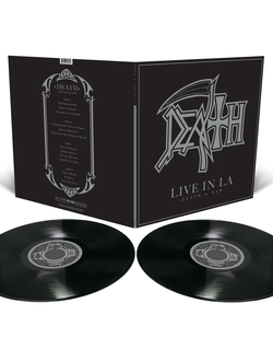 Death - Live In L.A. 2-LP