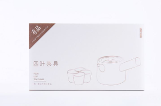 Чайный сервиз Xiaomi Clover Tea Set