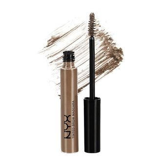 Тушь тинт для бровей NYX Tinted Brow Mascara 03 Brunette