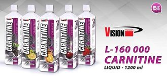 Vision Nutrition L-160 000 Carnitine (1200 мл )