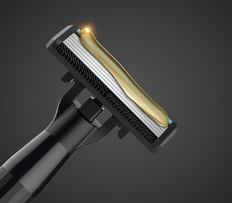 Набор для бритья станок Xiaomi Mijia Lemon Razor 5 set H300-6