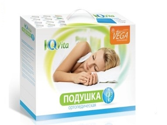 Подушка IQ Sleep Large