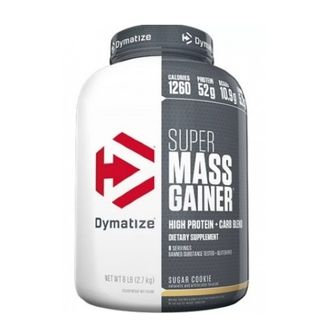 (Dymatize) Super Mass Gainer - (2.7 кг) - (ваниль)