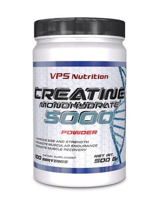 VPS Nutrition Creatine Monohydrate 5000 Powder 500 гр