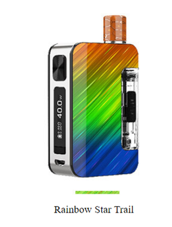 Набор Joyetech Exceed Grip Pro 1000mAh Rainbow Star Trail