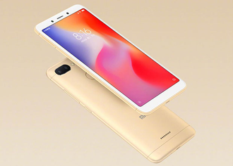 Xiaomi Redmi 6 3/32Gb Gold (Global) (rfb)