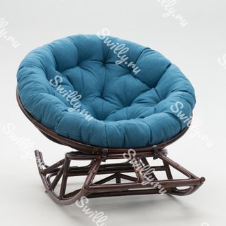 Кресло Swilly Rocker Papasan 6 орех