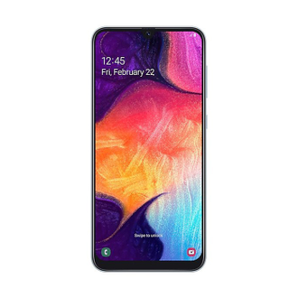 Смартфон Samsung Galaxy A50 6/128GB white