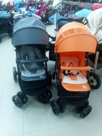 Коляска прогулка Cool Baby KDD-6798G