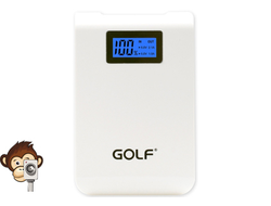 Power Bank GF-LCD01 Golf 10400 mAh-1