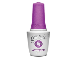 Gelish DIP Activator, 15 ml - шаг 3 - активатор