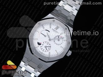 Royal Oak 41mm 26120 White
