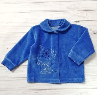 Кофточка ясельная (Артикул 6133-122) цвет синий