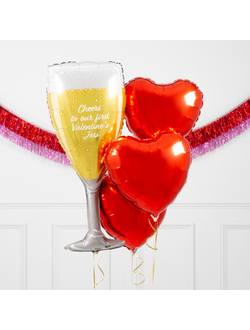 Набор Cheers is our first Valentine's