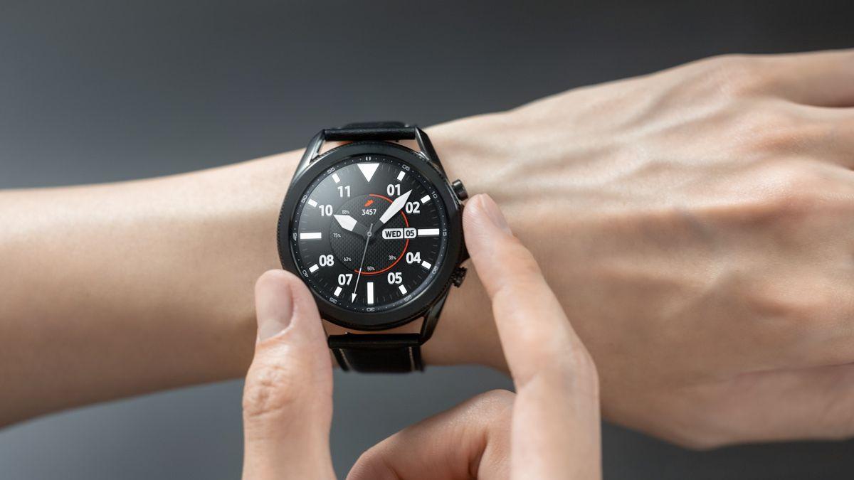 Первый взгляд: Samsung Galaxy Watch 3 - большое обновление
