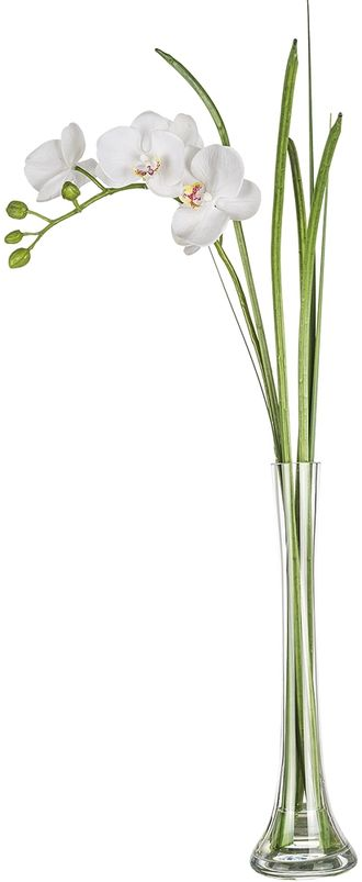 Цветок в геле  SIA ORCHID ARRGT IN VASE , 093841 ,