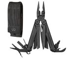 Leatherman Wave + Black с чехлом molle