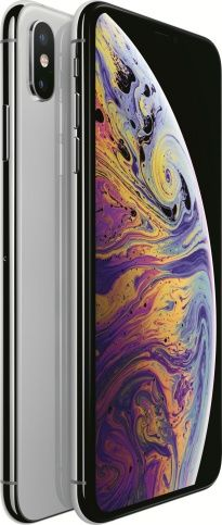 iPhone XS Max 512gb Silver - A2101