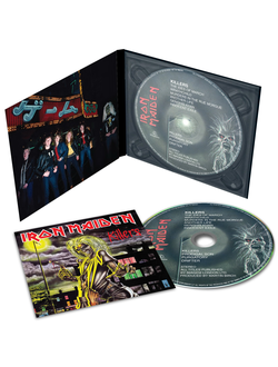 Iron Maiden - Killers CD DIGI