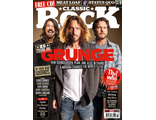 CLASSIC ROCK Magazine October 2016 Grunge, Soundgarden, Pearl Jam, Alice In Chains, Nirvana Cover ИН
