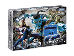 Sega Super Drive Avatar (8-in-1)