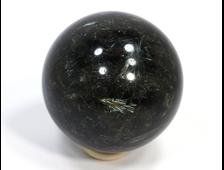 Шар Астрофиллит, Кольский п-ов, Хибины (57 мм, 295 г) №20695