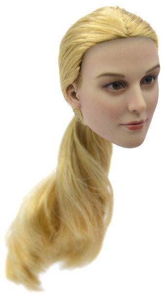 Женская голова (скульпт) 1/6 78035 - DAMTOYS