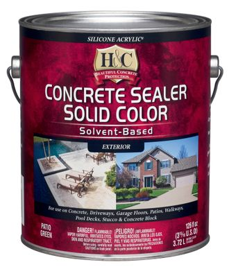 H&C Concrete Sealer Solvent Based Лак для бетона и камня
