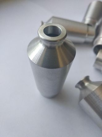 8 mm muffler for F2D engines .