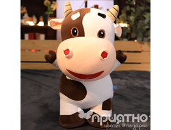 Игрушка «Happy cow» 40 см