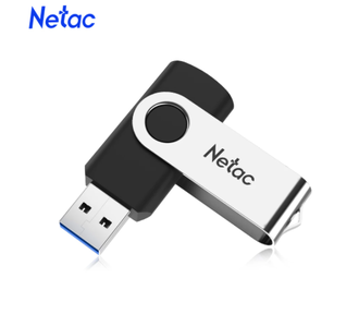 Флешка USB 3.0 Netac Mental 128Gb
