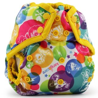 Подгузник для плавания One Size Snap Cover Kanga Care tokiBambino Dandelion