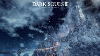 Dark Souls III The Fire Fades Edition (ReSale)[PS4, русские субтитры]