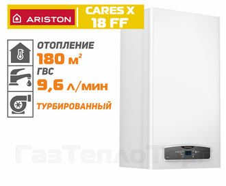Ariston Cares X 18 FF