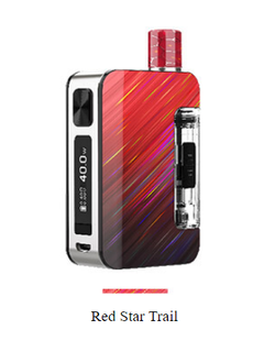 Набор Joyetech Exceed Grip Pro 1000mAh Red Star Trail