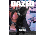 DAZED & CONFUSED Magazine Autumn-Winter 2017 Nicki Minaj Cover Иностранные журналы Photo Fashion